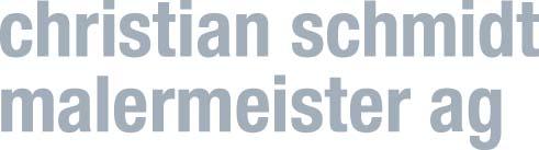 Christian Schmidt Malermeister AG